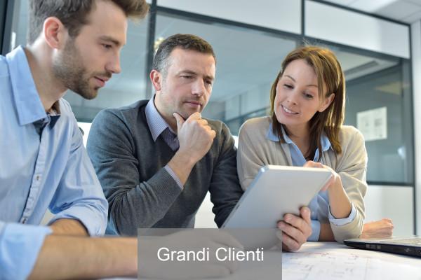 L'esperienza di un Gruppo internazionale al servizio delle Grandi Aziende e dei Gruppi Industriali