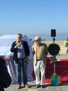 Misericordia Viareggio - cerimonia inaugurazione