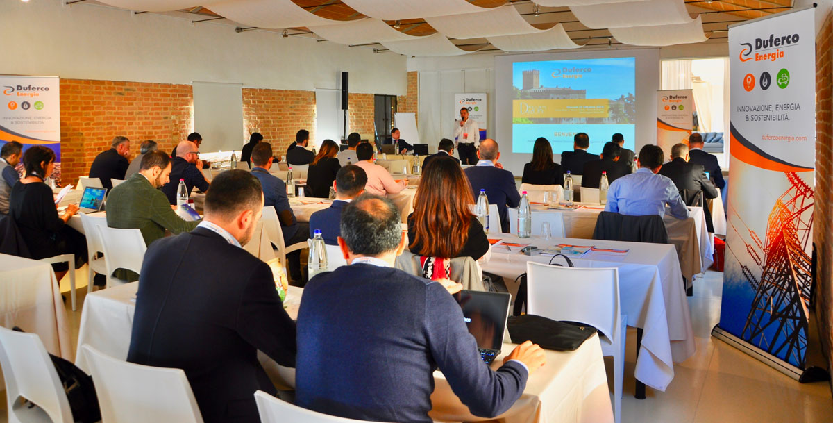DUFERCO ENERGY DAY 2018 – IL CLIENTE COME ASSET